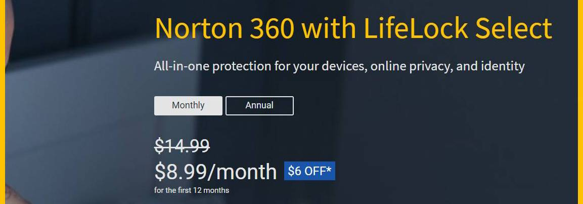 LifeLock Select