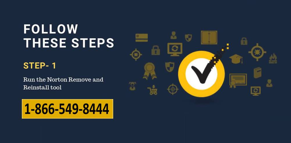 Fix Norton Error 8504, 104 Easily