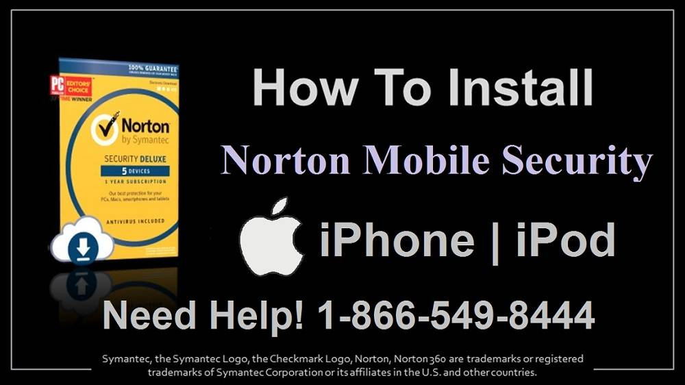 Install-Norton-Mobile-security
